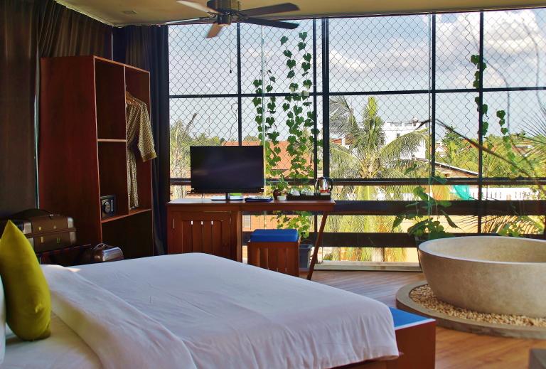 シェムリアップのリゾートホテル シェモア スイートホテル 写真