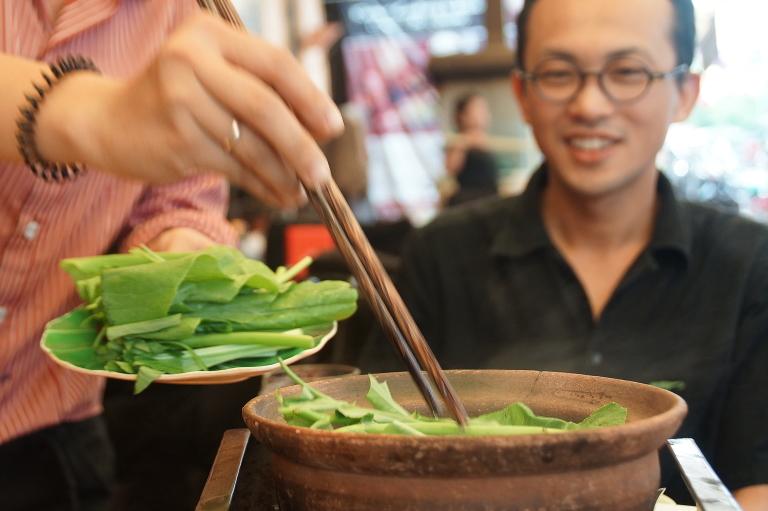 チュナンダイ 野菜