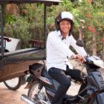 カンボジアの交通事情とトゥクトゥクの乗り方「実際乗ってみた!楽しすぎる!」