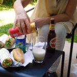 カンボジアはバケットサンドが超美味♪サクサクなフランスパンは必食です「ヌンパン」