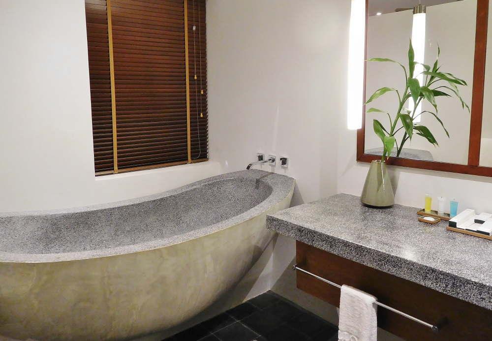 ヒルロックス ホテル 浴室